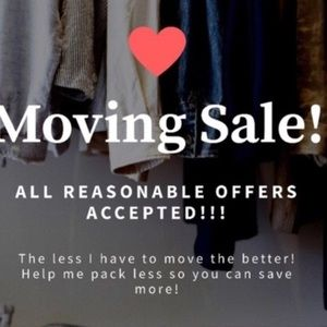 Accessories - MOVING SALE! MAKE AN OFFER!
